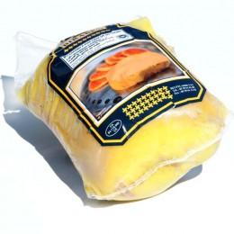 Foie gras poché entier mi-cuit de canard IGP Sud-Ouest (Biraben, France)