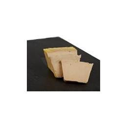 Bloc de foie gras de canard IGP Sud-Ouest en terrine 400 grs (Biraben, France)