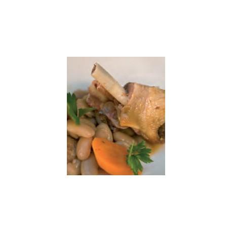 Manchons de canard confits du Sud Ouest (Biraben, France)