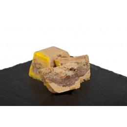 Terrine gourmande Odixar au foie gras 200 grs (Biraben,France)
