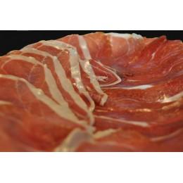 Barquette pratique de jambon Serrano 100 grs sous atmosphère protectrice (Espagne)