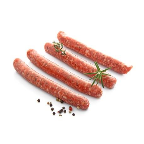 Chipolatas  de porc  (Sud-Ouest France)