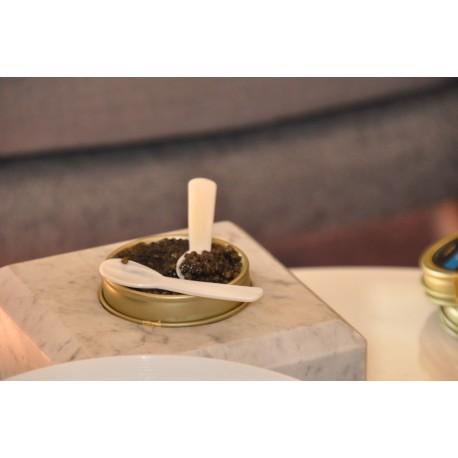 Caviar Sibérien Classic d'esturgeon sibérien ( Acipenser baerii, Italie)