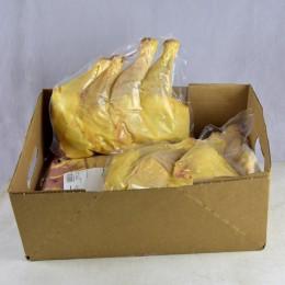 Cuisse de poulet jaune (France)
