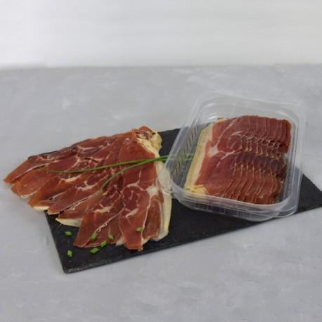 Barquette de jambon serrano économique 1kg (Teruel, Espagne)
