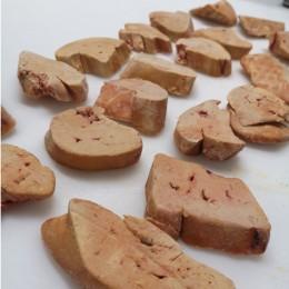 Escalope de Foie gras surgelé (Landes, France)