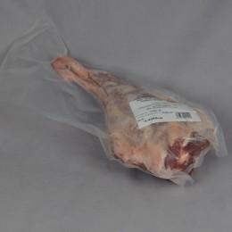 Gigot de petit agneau frais d'Aragon IGP (Espagne)