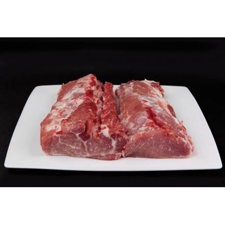 Coeur de filet de porc noir ibérique surgelé (Sélection Surgelé, Espagne)