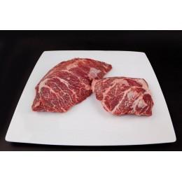 Presa de porc noir ibérique sélection frais (Salamanca, Espagne)