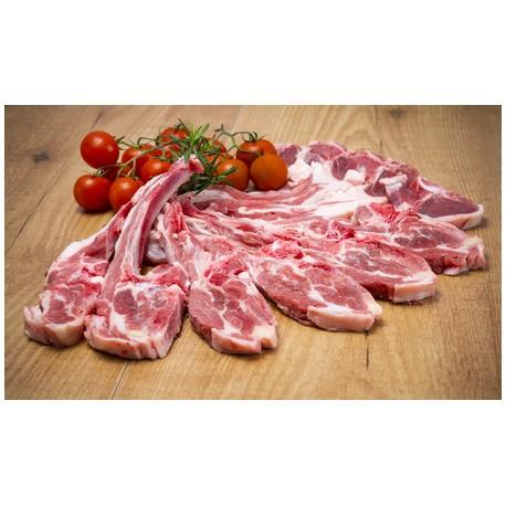 Côtes de petit agneau surgelées (Sélection, Espagne)