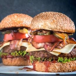 Lot de Burger prestige boeuf Wagyu-US ( Tasting BOX à déguster)