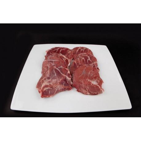 Joue de porc dégraissée surgelée ( UE )