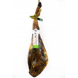 Jambon ibérique Cebo de campo avec os et patte (Guijuelo, Espagne)