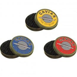 Boite de caviar: Baerii, Osciètre, Tradition (100g)