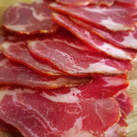 Pièce de Cabeza de lomo ( façon coppa) (Teruel, Espagne)
