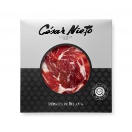 Assiette de jambon ibérique Cebo  de campo 80g  +30 mois Au détail (Guijuelo, Espagne) (copie)