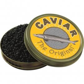 Boîte de 50 grs de caviar Oscietre  (Italie)