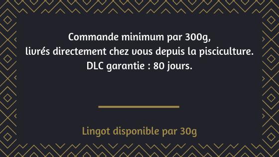 caviar lingot conditions commandes .png